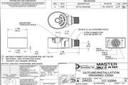 Dytran 3309A高温型加速度传感器 产品说明书