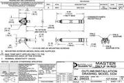 Dytran 5334高温型加速度传感器 产品说明书