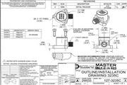 Dytran 3235C3高温型加速度传感器 产品说明书