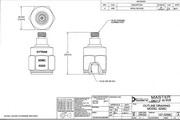 Dytran 3256C高温型加速度传感器 产品说明书