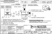 Dytran 3221C2高温型加速度传感器 产品说明书