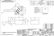 Dytran 7521A1电容(DC)型加速度传感器 产品说明书
