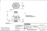 Dytran 3049D高温型加速度传感器 产品说明书