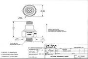 Dytran 3049D1高温型加速度传感器 产品说明书