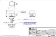 Dytran 3055C高温型加速度传感器 产品说明书