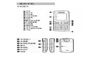万利达 MT768手机 使用说明书