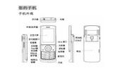 万利达 MV800手机 使用说明书