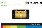 宝丽来Polaroid PMP350-4数码影音使用说明书
