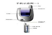 三菱 M520手机 使用说明书