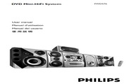飞利浦 FWD576 DVDHIFI系统 使用说明书