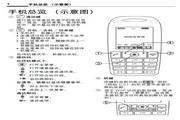 西门子 CX65手机 使用说明书