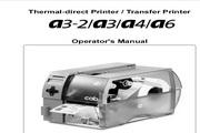 cab A6打印机使用说明书