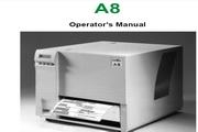 cab A8200打印机使用说明书