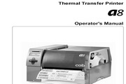 cab A8300打印机使用说明书