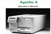 cab Apollo 4打印机使用说明书