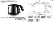 PHILIPS HD4654电水壶 使用说明书