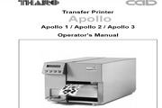cab Apollo 3打印机使用说明书