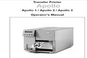 cab Apollo 1打印机使用说明书