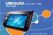 UBiQUiO 702笔记本电脑说明书
