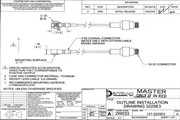 Dytran 3225F超小型加速度传感器 产品说明书