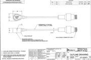 Dytran 3225F3超小型加速度传感器 产品说明书