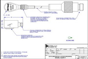 Dytran 3225F1T超小型加速度传感器 产品说明书