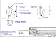 Dytran 3145A1G超小型加速度传感器 产品说明书