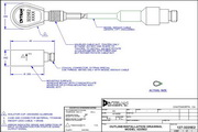 Dytran 3225E2超小型加速度传感器 产品说明书