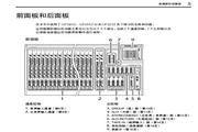 YAMAHA 功率放大器GP24/12用户手册
