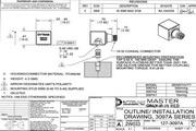 Dytran 3097A1超小型加速度传感器 产品说明书
