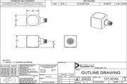 Dytran 3214A1通用型加速度传感器 产品说明书