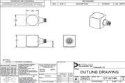 Dytran 3214A3通用型加速度传感器 产品说明书