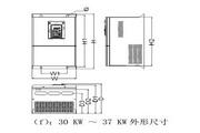 易驱ED3800-4T0750M开环电流矢量变频器使用说明书