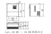 易驱ED3800-4T0550M开环电流矢量变频器使用说明书