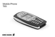 索尼爱立信 T65SC手机 使用说明书