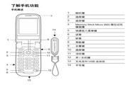 索尼爱立信 Z558C手机 使用说明书