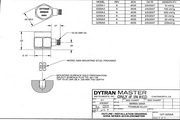 Dytran 3055B通用型加速度传感器 产品说明书