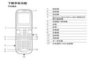 索尼爱立信 Z550手机 使用说明书