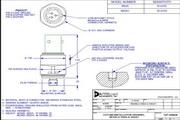 Dytran 3062A机械型加速度传感器 产品说明书