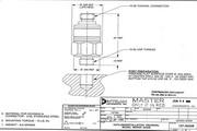 Dytran 3049E1通用型加速度传感器 产品说明书
