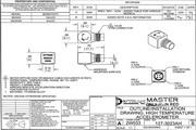 Dytran 3023AH三轴型加速度传感器 产品说明书