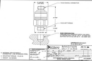Dytran 3030B5超小型加速度传感器 产品说明书