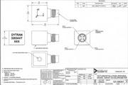 Dytran 3263A1T三轴型加速度传感器 产品说明书