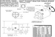 Futek TSS400反作用力型(静态)扭矩传感器 产品说明书