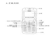 海尔 Z3610型手机 使用说明书