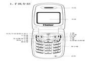 海尔 Z3900型手机 使用说明书