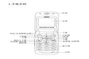 海尔 Z3200型手机 使用说明书