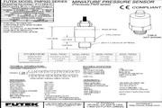 Futek PMP921应变式压力传感器 产品说明书