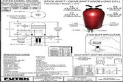 Futek MAU300手排挡测力传感器 产品说明书