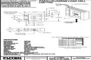 Futek LSM325应变式力传感器 产品说明书